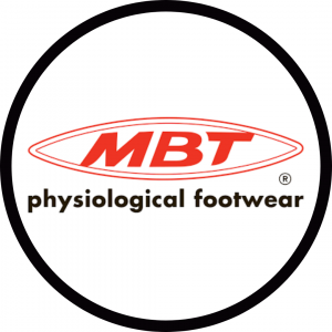MBT physiological footwear