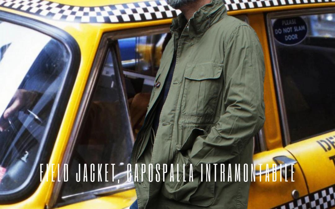 Field Jacket, capospalla army dal fascino intramontabile