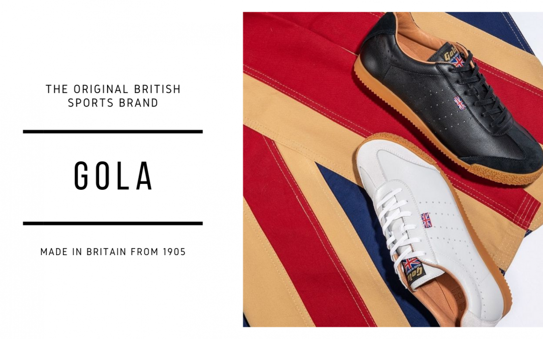 Gola classic snekers made in UK a Roma